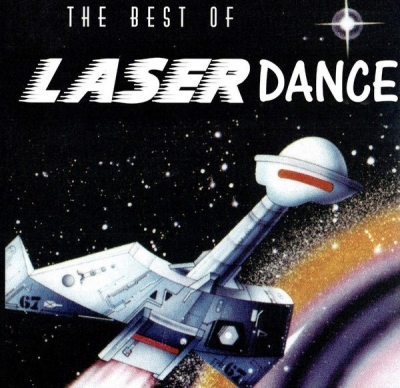 Laserdance ‎– The Best Of Laserdance