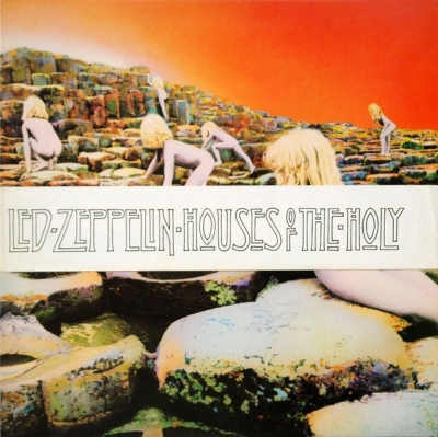 Led Zeppelin ‎– Houses Of The Holy (2xLP) (Deluxe Edition)