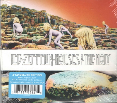 Led Zeppelin ‎– Houses Of The Holy (2xCD)