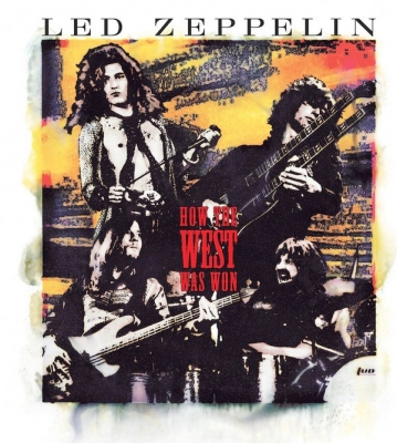 Led Zeppelin ‎– How The West Was Won (Blu-ray Audio)