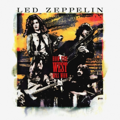 Led Zeppelin ‎– How The West Was Won (4xLP, CD, DVD-Video, Box Set, Super Deluxe Edition)