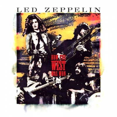 Led Zeppelin ‎– How The West Was Won (4xLP)