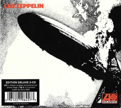 Led Zeppelin ‎– Led Zeppelin (2xCD) (Deluxe Edition)