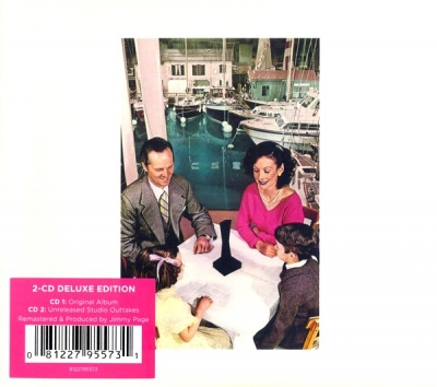 Led Zeppelin ‎– Presence (2xCD) (Deluxe Edition)