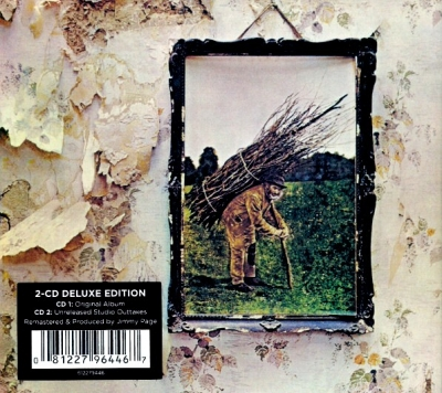 Led Zeppelin ‎– Untitled (2xCD) (Deluxe Edition)