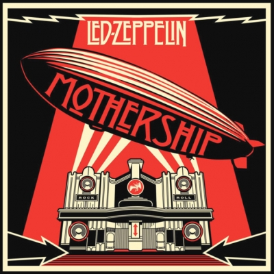 Led Zeppelin ‎– Mothership (2xCD)