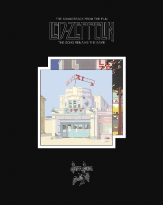 Led Zeppelin - The Song Remains The Same (Blu-Ray Audio)