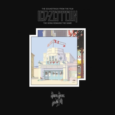 Led Zeppelin ‎– The Soundtrack From The Film Led Zeppelin The Song Remains The Same (4xLP, 2CD, 3DVD,  Box Set, Deluxe Edition)
