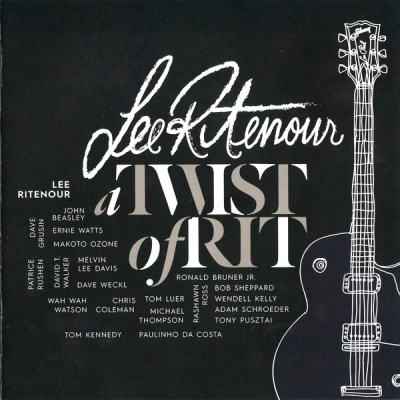 Lee Ritenour ‎– A Twist Of Rit