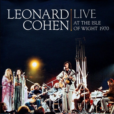 Leonard Cohen ‎– Live At The Isle Of Wight 1970 (2xLP)