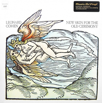 Leonard Cohen ‎– New Skin For The Old Ceremony