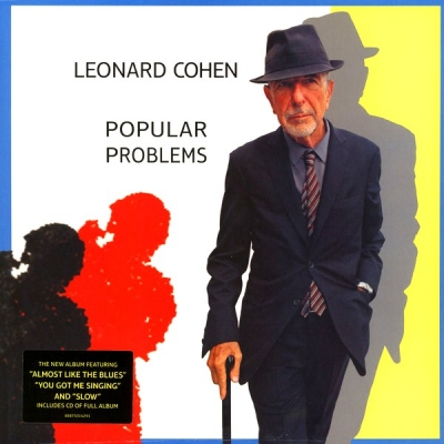 Leonard Cohen ‎– Popular Problems (LP+CD)