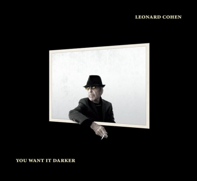 Leonard Cohen ‎– You Want It Darker (Лицензия)