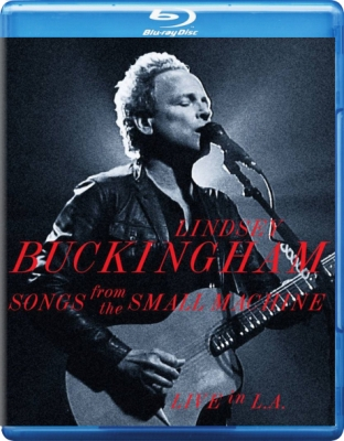 Lindsey Buckingham ‎– Songs From The Small Machine - Live In L.A.