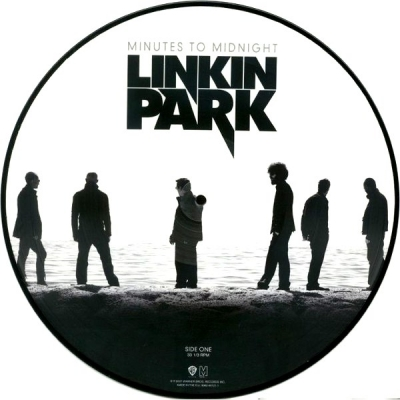 Linkin Park ‎– Minutes To Midnight (Picture Disc)