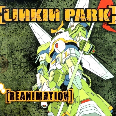 Linkin Park ‎– Reanimation (2xLP)