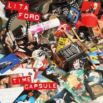 Lita Ford ‎– Time Capsule