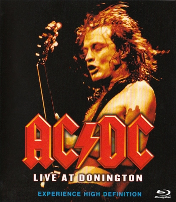AC/DC ‎– Live At Donington