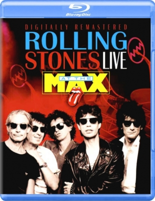 Rolling Stones – Live At The Max
