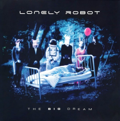 Lonely Robot ‎– The Big Dream (2xLP, CD)