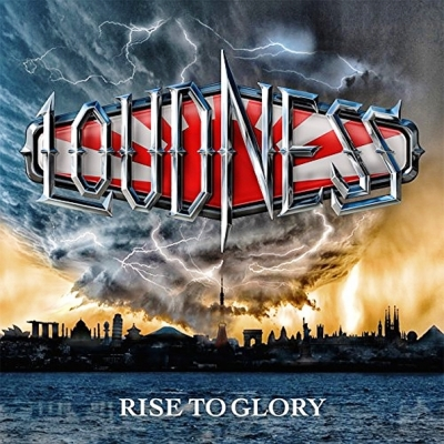 Loudness – Rise To Glory -8118- (2xCD)