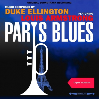 Duke Ellington, Louis Armstrong ‎– Paris Blues
