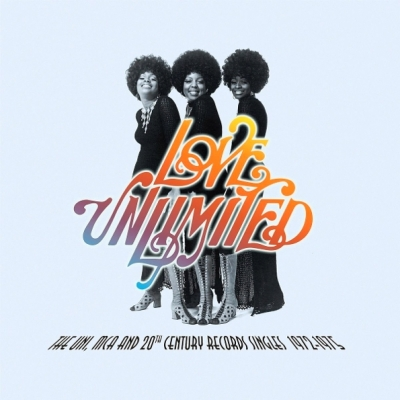 Love Unlimited ‎– The UNI, MCA And 20th Century Records Singles 1972-1975 (2xLP)