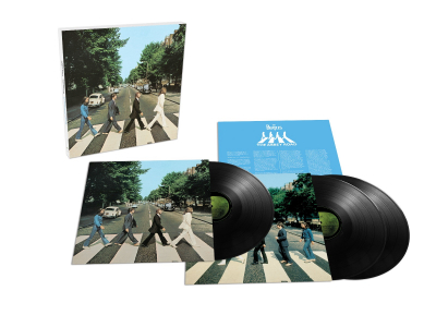 The Beatles ‎– Abbey Road (3xLP, Deluxe Edition, Anniversary Edition, 2019)