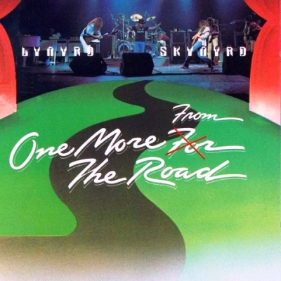 Lynyrd Skynyrd ‎– One More From The Road (2xLP)