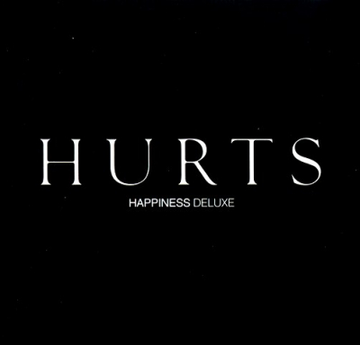 Hurts ‎– Happiness (CD+DVD, Deluxe Edition)