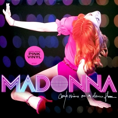 Madonna ‎– Confessions On A Dance Floor (2xLP, Pink)