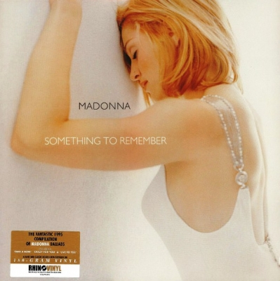 Madonna ‎– Something To Remember