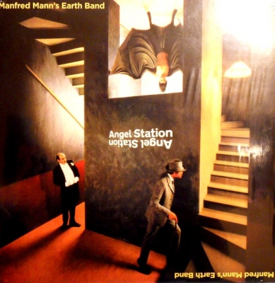 Manfred Mann's Earth Band ‎– Angel Station
