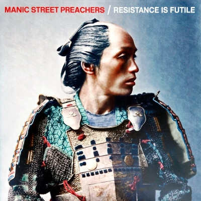 Manic Street Preachers ‎– Resistance Is Futile (LP, CD, White)