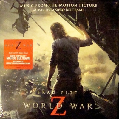Marco Beltrami ‎– World War Z (Music From The Motion Picture)