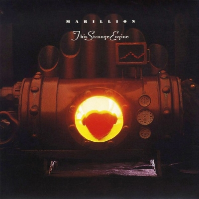 Marillion ‎– This Strange Engine (2xLP)