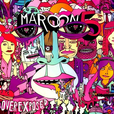 Maroon 5 ‎– Overexposed