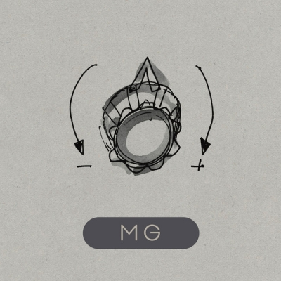 Martin Lee Gore ‎– MG (2xLP, CD)