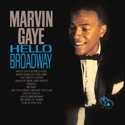 Marvin Gaye ‎– Hello Broadway