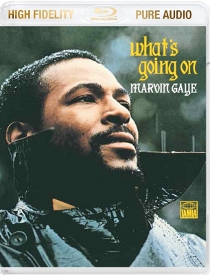 Marvin Gaye ‎– What's Going On (Blu-ray Audio)