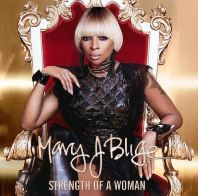 Mary J Blige ‎– Strength Of A Woman (2xLP)