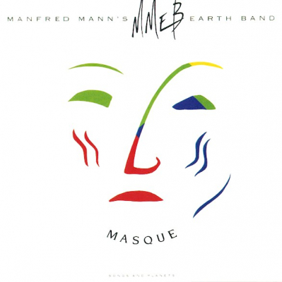 Manfred Mann's Earth Band ‎– Masque (Songs And Planets)