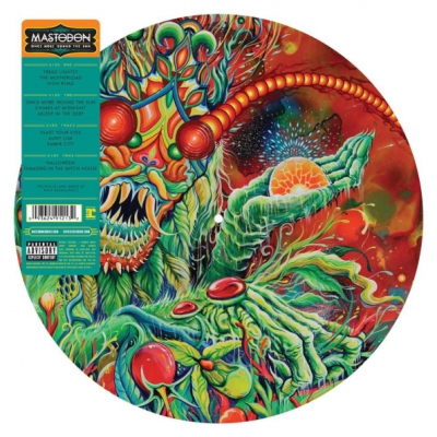 Mastodon ‎– Once More 'Round The Sun (Picture Disc)