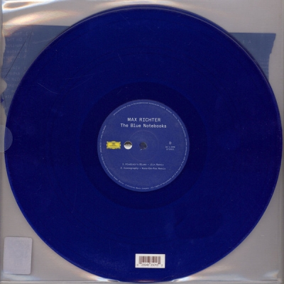 Max Richter ‎– The Blue Notebooks (2xLP)