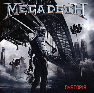 Megadeth ‎– Dystopia