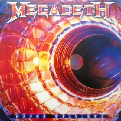 Megadeth ‎– Super Collider (2xLP)