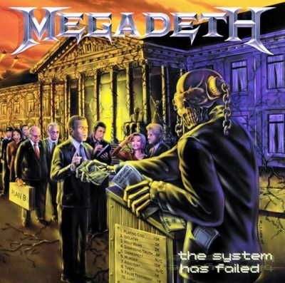 Megadeth ‎– The System Has Failed