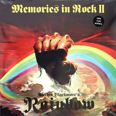 Ritchie Blackmore's Rainbow ‎– Memories In Rock II (3xLP, Limited Edition, Red)