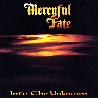 Mercyful Fate ‎– Into The Unknown