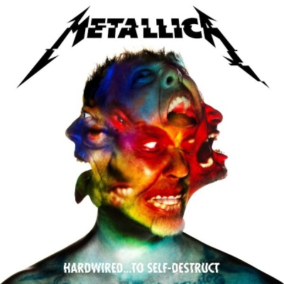 Metallica ‎– Hardwired...To Self-Destruct (2xCD)